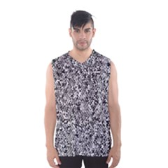 Modern Design 2 Men s Basketball Tank Top