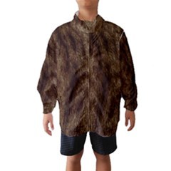 Silber Tiger Fur Wind Breaker (Kids)