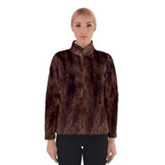 Silber Tiger Fur Winterwear
