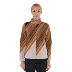 Metallic Brown/Neige Stripes Winterwear