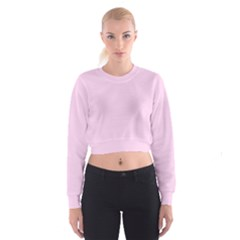 Glassbead Women s Cropped Sweatshirt