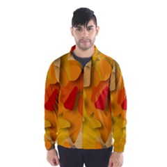 Red Spot Wind Breaker (men)