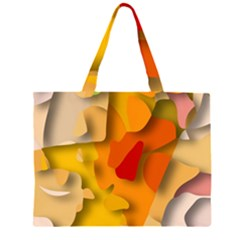 Red Spot Large Tote Bag