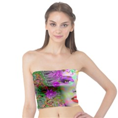 Flowers In Your Hair Tube Top