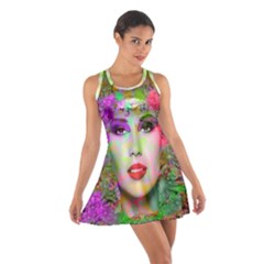 Flowers In Your Hair Racerback Dresses