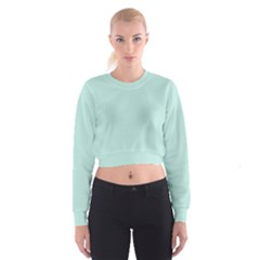 Team2_0001 Women s Cropped Sweatshirt