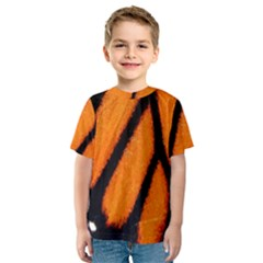Butterfly design 1 Kid s Sport Mesh Tee