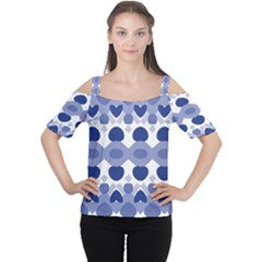 Isak Werner Women s Cutout Shoulder Tee