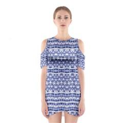 Isak Torfinn Cutout Shoulder Dress