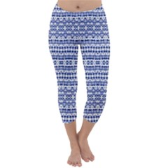 Isak Stein Capri Winter Leggings