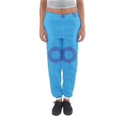 Comic Book Pop Dots Women s Jogger Sweatpants