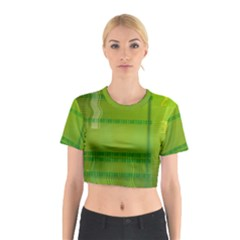 Technology Cotton Crop Top