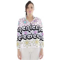 Science Geek Wind Breaker (Women)