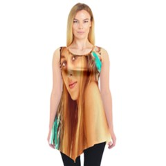 Indian 27 Sleeveless Tunic