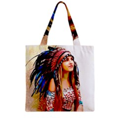 Indian 22 Grocery Tote Bag