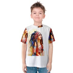 Indian 22 Kid s Cotton Tee