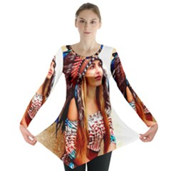 Indian 21 Long Sleeve Tunic