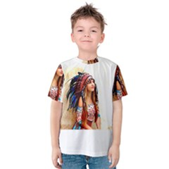 Indian 21 Kid s Cotton Tee
