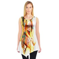 Indian 16 Sleeveless Tunic