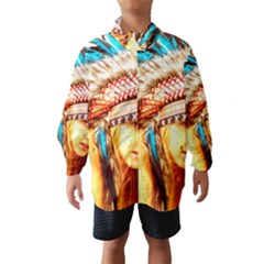 Indian 12 Wind Breaker (Kids)