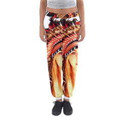 Indian 3 Women s Jogger Sweatpants