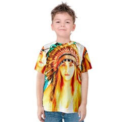 Indian 29 Kid s Cotton Tee
