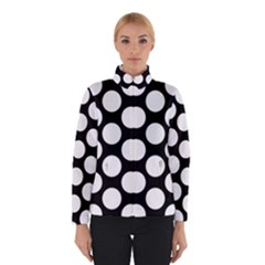 Black And White Polkadot Winterwear