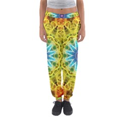 Flower Bouquet Women s Jogger Sweatpants
