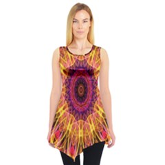 Gemstone Dream Sleeveless Tunic