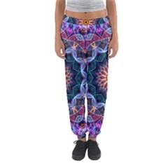 Purple Lotus Women s Jogger Sweatpants