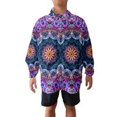 Purple Lotus Wind Breaker (Kids)