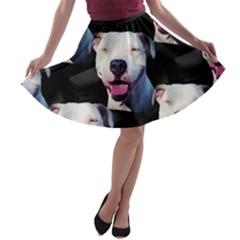 Smile A Line Skater Skirt
