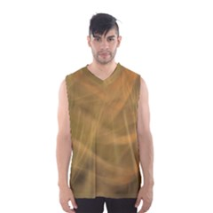 Brown Fog Men s Basketball Tank Top