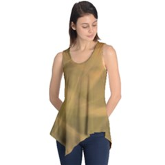 Brown Fog Sleeveless Tunic