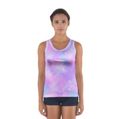 Aerial Ain t Just A Princess in Pastels Tank Top