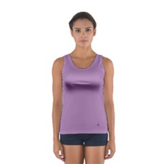 Aerial Ain t Just A Princess in Lavender Tank Top