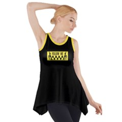 Follow Me Dancer  Side Drop Tank Tunic