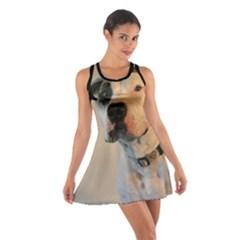 Pit Bull T-Bone 09/27/2010 Racerback Dresses