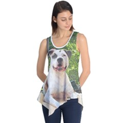 Pit Bull T-Bone s Tree House Sleeveless Tunic