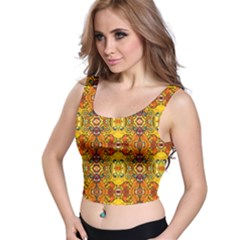 Roof555 Crop Top