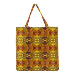 Roof555 Grocery Tote Bag