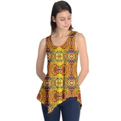 Roof555 Sleeveless Tunic