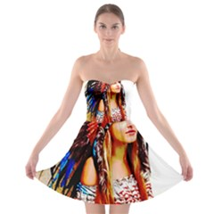 Indian 22 Strapless Dresses