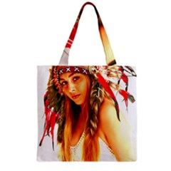 Indian 25 Grocery Tote Bag