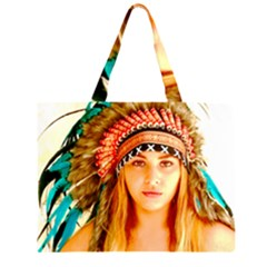 Indian 28 Large Tote Bag