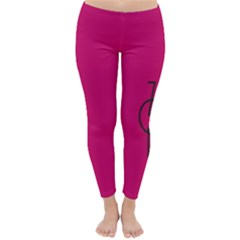 Zouk Winter Leggings