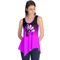 ZOUK - forget the time Sleeveless Tunic