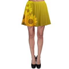SUNFLOWER Skater Skirts