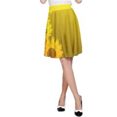Sunflower A Line Skirt