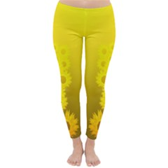 Apparel   Sunflower Winter Leggings